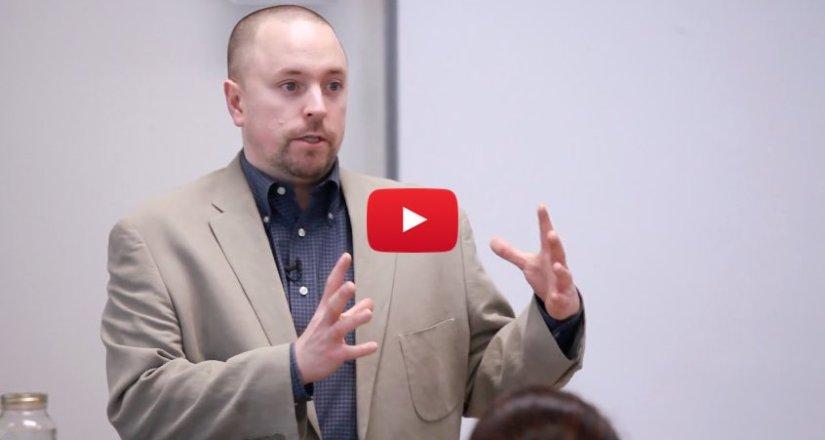 Brandon Krieger – Speakers Video