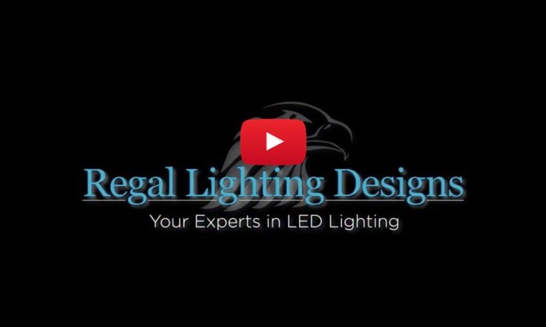 Regal Lighting Designs – Sales Video